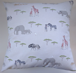 "Cushion Cover in Sophie Allport Safari 14"" 16"" 18"" 20"""